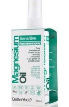 BetterYou Olejek magnezowy Sensitive Spray, 100 ml