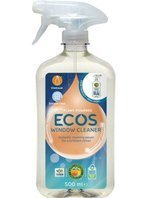 Earth Friendly Products ECOS spray do mycia okien, szyb i luster z octem, 500 ml