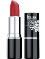 Lavera BEAUTIFUL LIPS szminka z intensywnym pigmentem 14 WILD CHERRY, 4,5 g