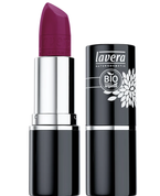 Lavera BEAUTIFUL LIPS szminka z intensywnym pigmentem 33 PURPLE STAR, 4,5 g