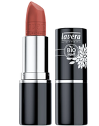 Lavera BEAUTIFUL LIPS szminka z intensywnym pigmentem 37 CORAL FLAMINGO, 4,5 g