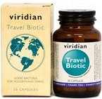 Viridian Travel Biotic, 30 kapsułek