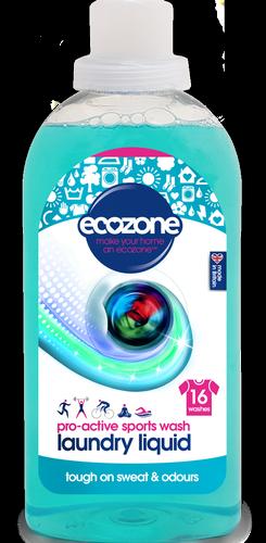 c59517527bda Ecozone Pro Active skoncentrowany płyn do prania odzieży sportowej 750 ml