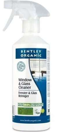 Bentley Organic spray do czyszczenia szyb i luster 500 ml